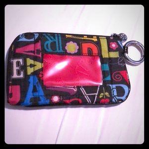 Cute Vera Bradley ID/coin purse 👛
